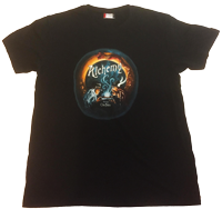The Fire & The Quest T-Shirt