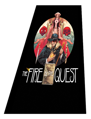 'The Fire & The Quest' Jubilee Programme